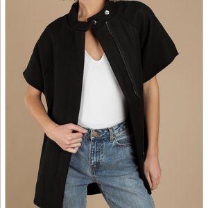 Madison Ave Black Jacket/Coat